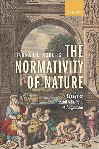 Normativity of Nature